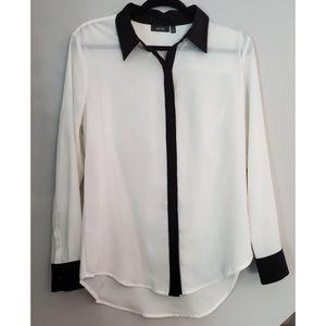 Apt 9 Button up blouse